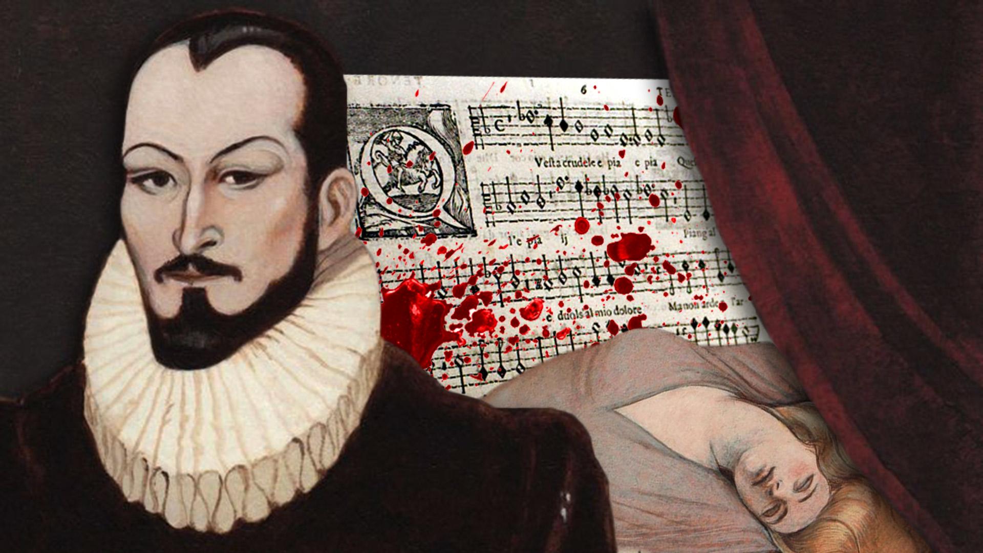 Carlo Gesualdo, Prince of Venosa (1566-1613)….