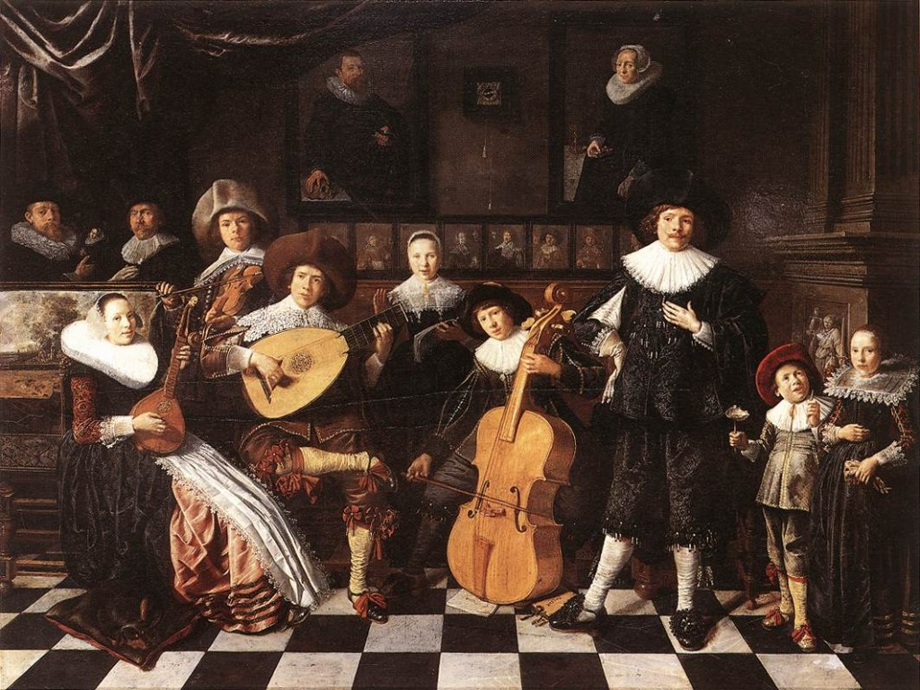 Do early music interpretations improve