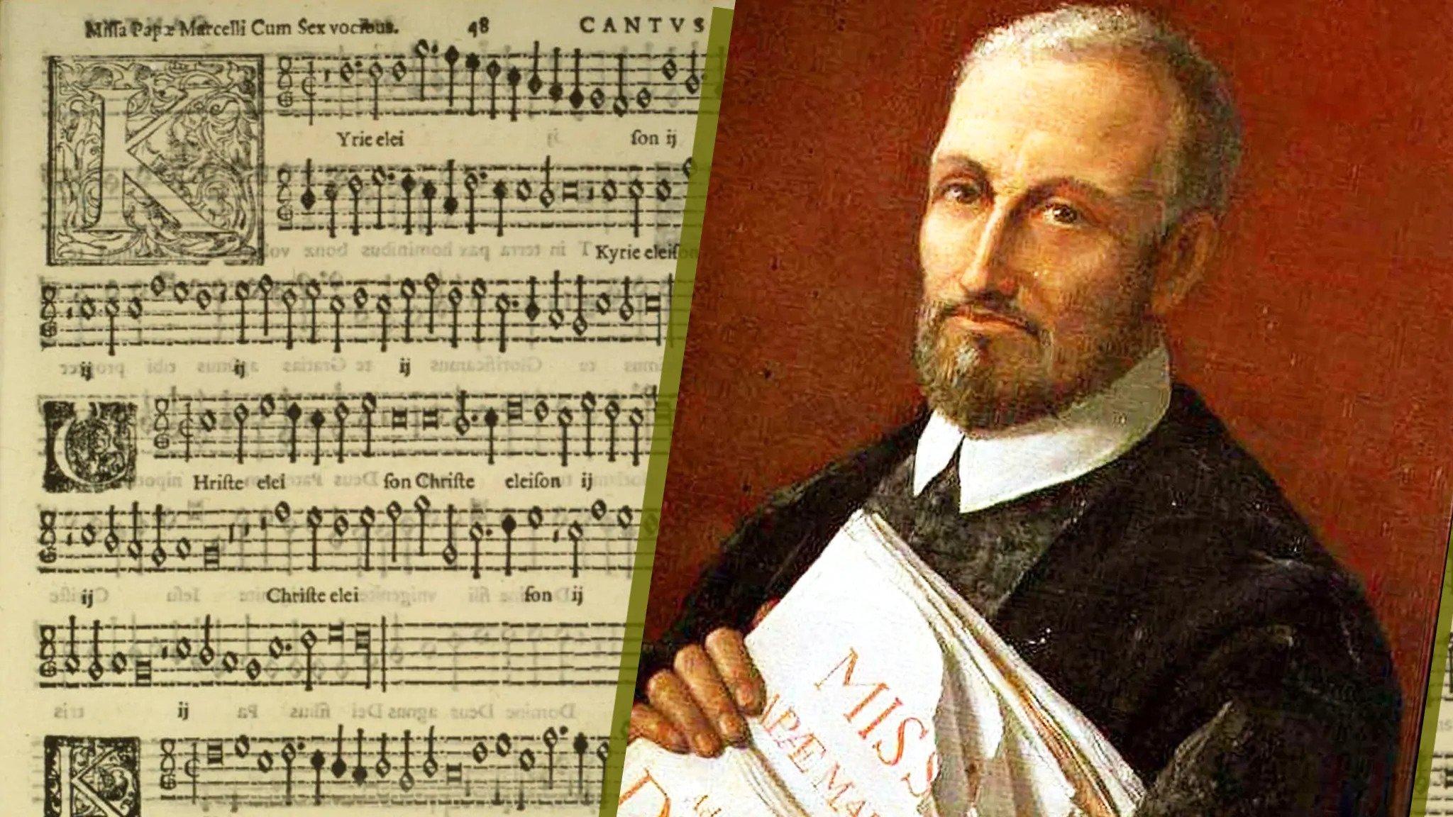 G.P. Da Palestrina: Missa Brevis