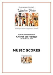 copertina libretto canti 2013