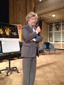 Morten Lauridsen in Riga