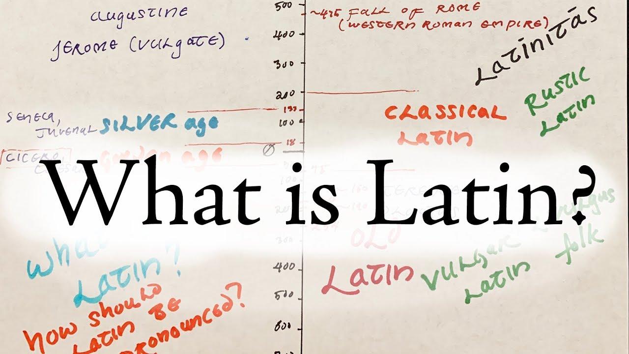 Italian Latin for choirs