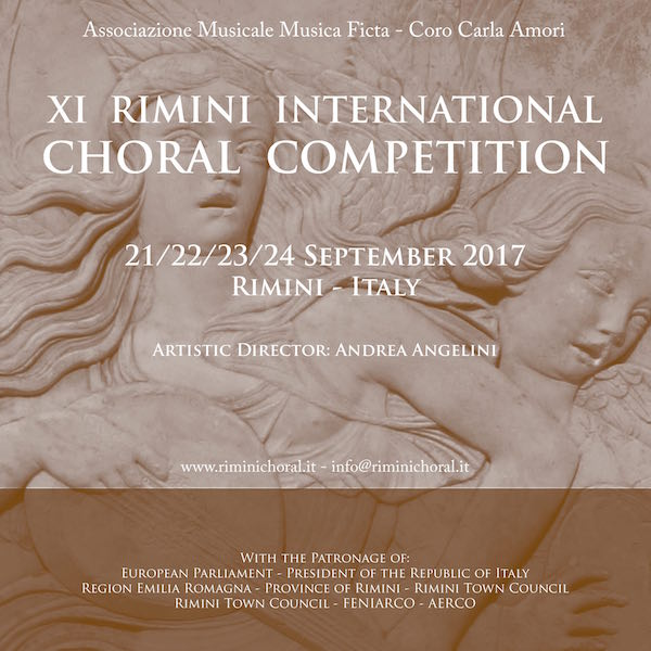 Suggested Choral Festivals