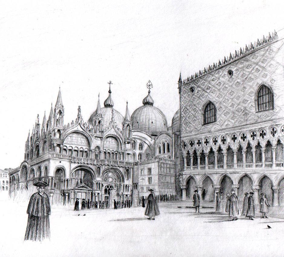 Esperimenti Acustici in San Marco, Venezia