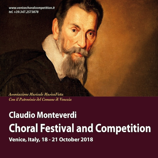Claudio Monteverdi Choral Festival and Competition